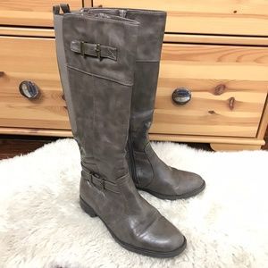 Relativity Manor Riding Boots Style Shoes Sz 7